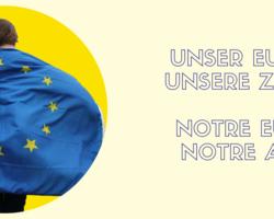 Europa, jetzt erst recht!