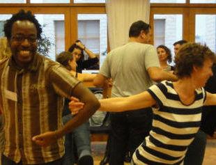 <p>Réunion annuelle des Permanent(e)s pédagogiques de l'OFAJ et des formateurs/trices interculturel(le)s à Bruxelles</p>